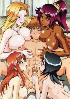 bleach anime